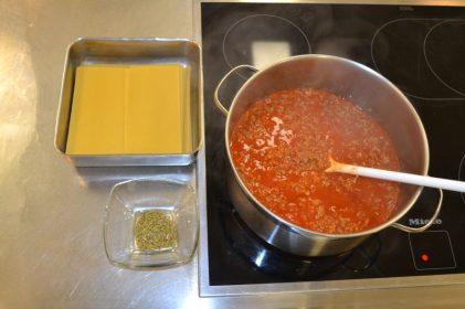 LFS Buchhof Lasagne