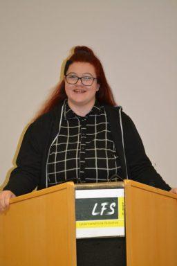 LFS Buchhof Redewettbewerb