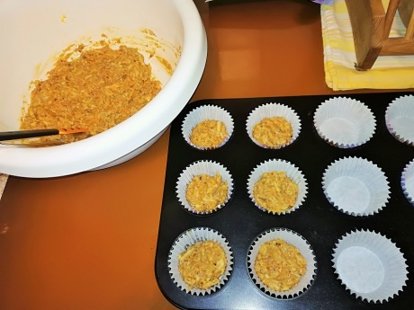 LFS Buchhof Muffin-Rezept